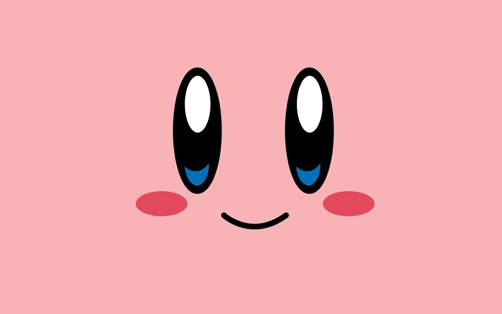 Kirby Hal Laboratory Nintendo Platform Game Face Wallpaper