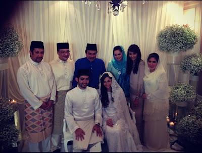 Gambar Majlis Pernikahan Anak Datuk K Dan Anak Perempuan Dato