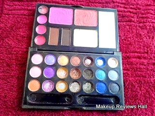 Danni Professional Makeup Kit Review