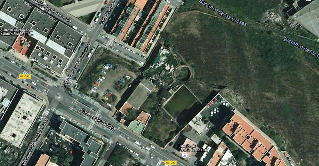 vecinos de guía gran canaria desalojados de sus viviendas por olor a gas