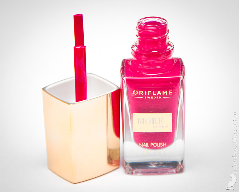Oriflame More by Demi Pink Drama