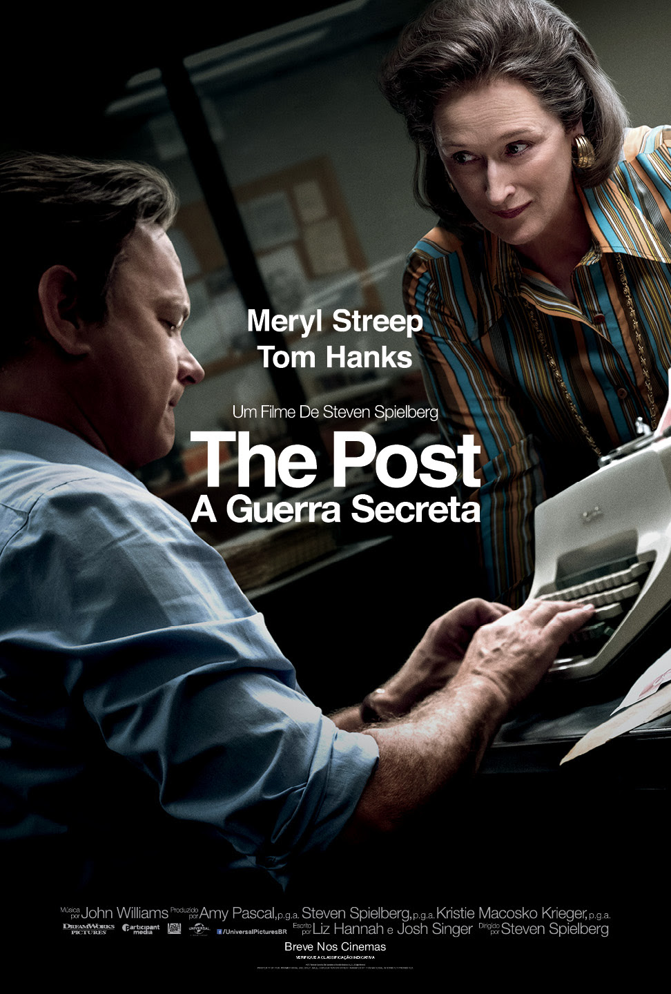 The Post: A Guerra Secreta Legendado