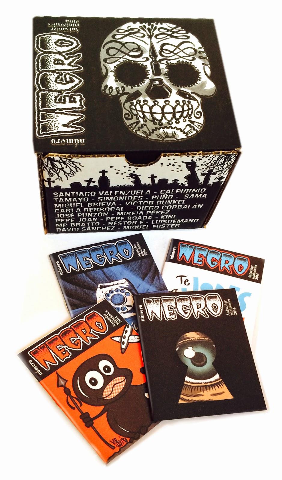 caja negro autsaider