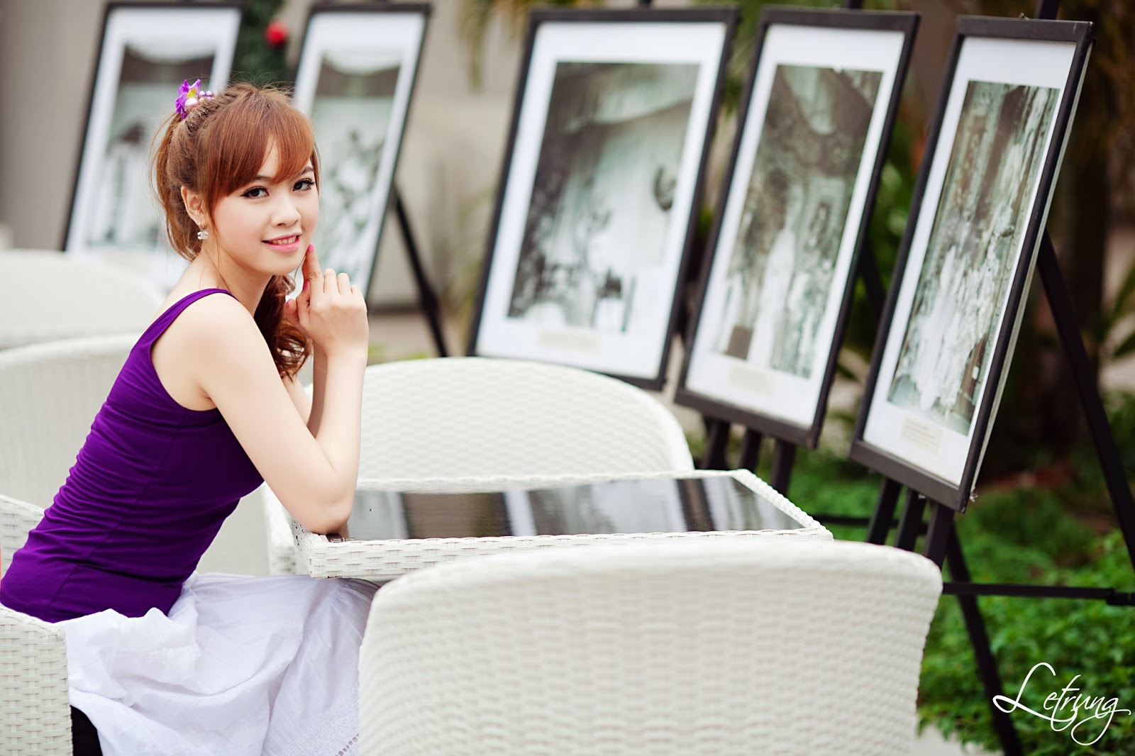Beautiful Vietnamese Girls Wallpapers