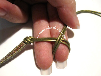 DIY Tips: How To Start & End Your Chan Luu Bracelet