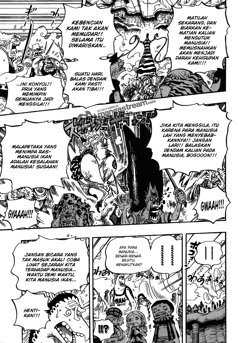 Komik one piece 645 page 14