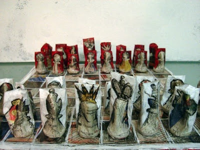 Creative and Unusual Chess Sets (15) 1