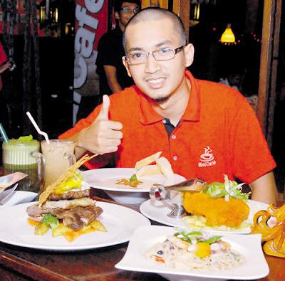 Tempat Makan Di Perlis mai Cafe
