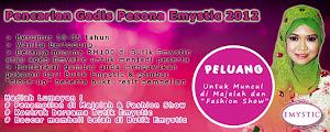 PENCARIAN GADIS PESONA EMYSTIC 2012