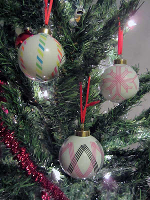 Washi Ornament