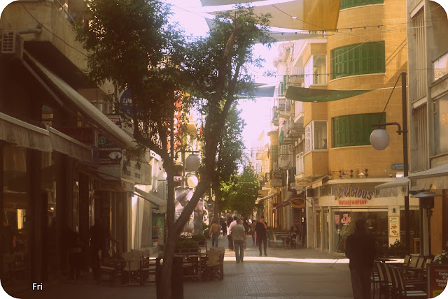Lidra str., Nicosia, Cyprus