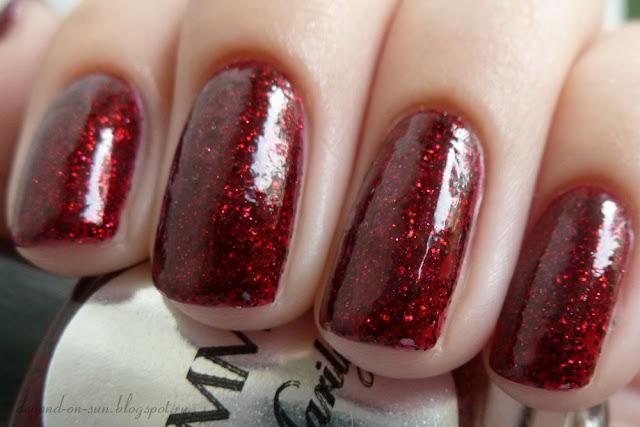 Shimmer polish Marilyn