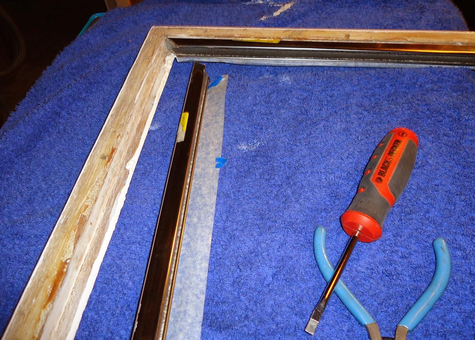 GB 36 window, GB woodie window repair