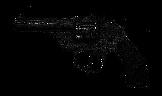 stock vintage pistol image