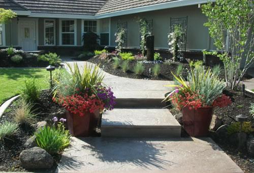 Garden Landscape Design Style