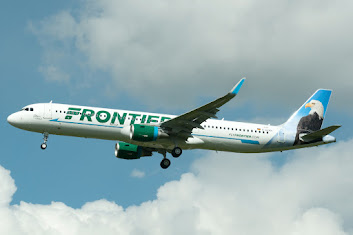 A321 - Frontier