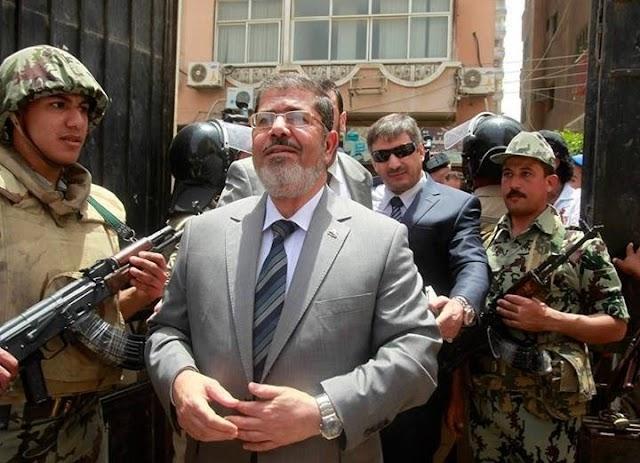 Siapakah Dr Muhamed Mursi?