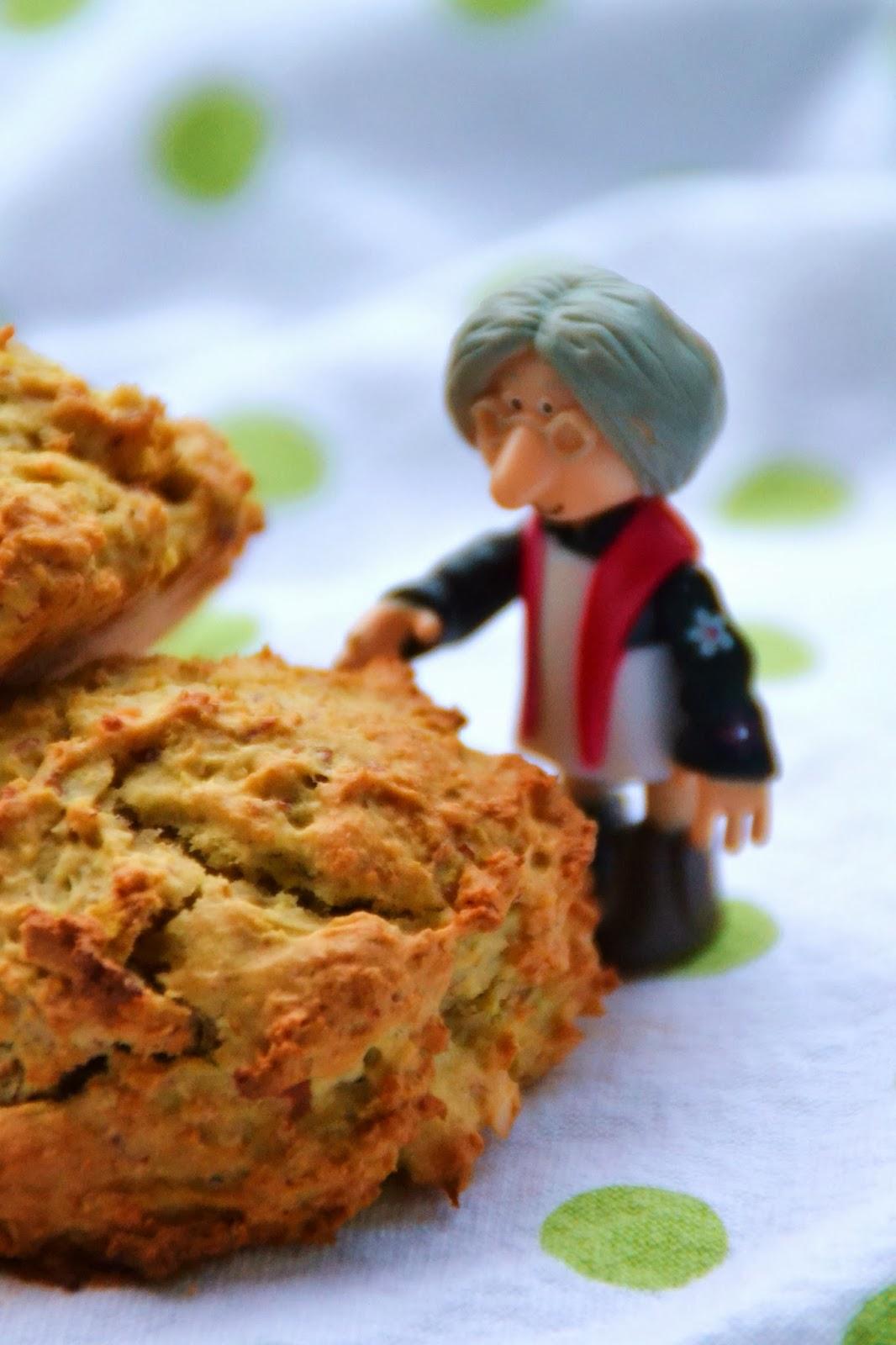 grove scones med natron