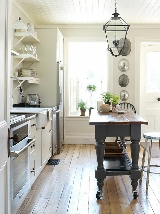 Selecting Hardwoods - Coordinately Yours, by Julie Blanner