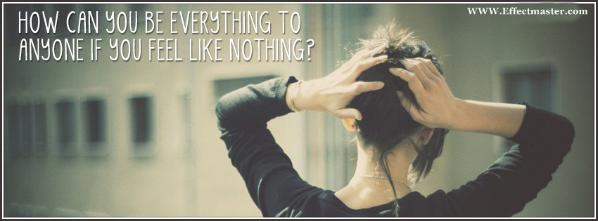 quotes about feeling nothing quotesgram