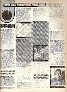 Record Mirror singles review May 9, 1987