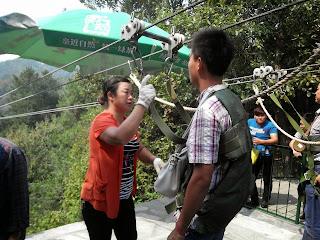 Mulan Tianchi 木兰天池 wuhan