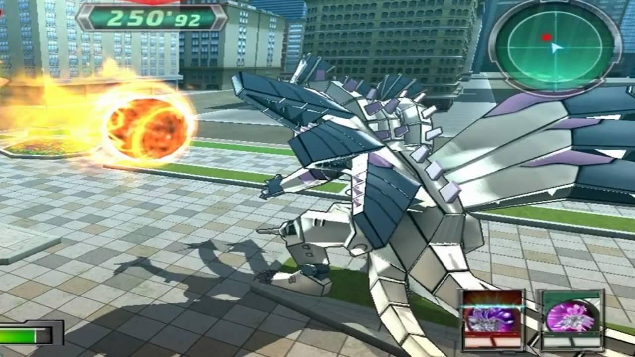 Download Bakugan Battle Brawlers Defenders Of The Core PSP ...