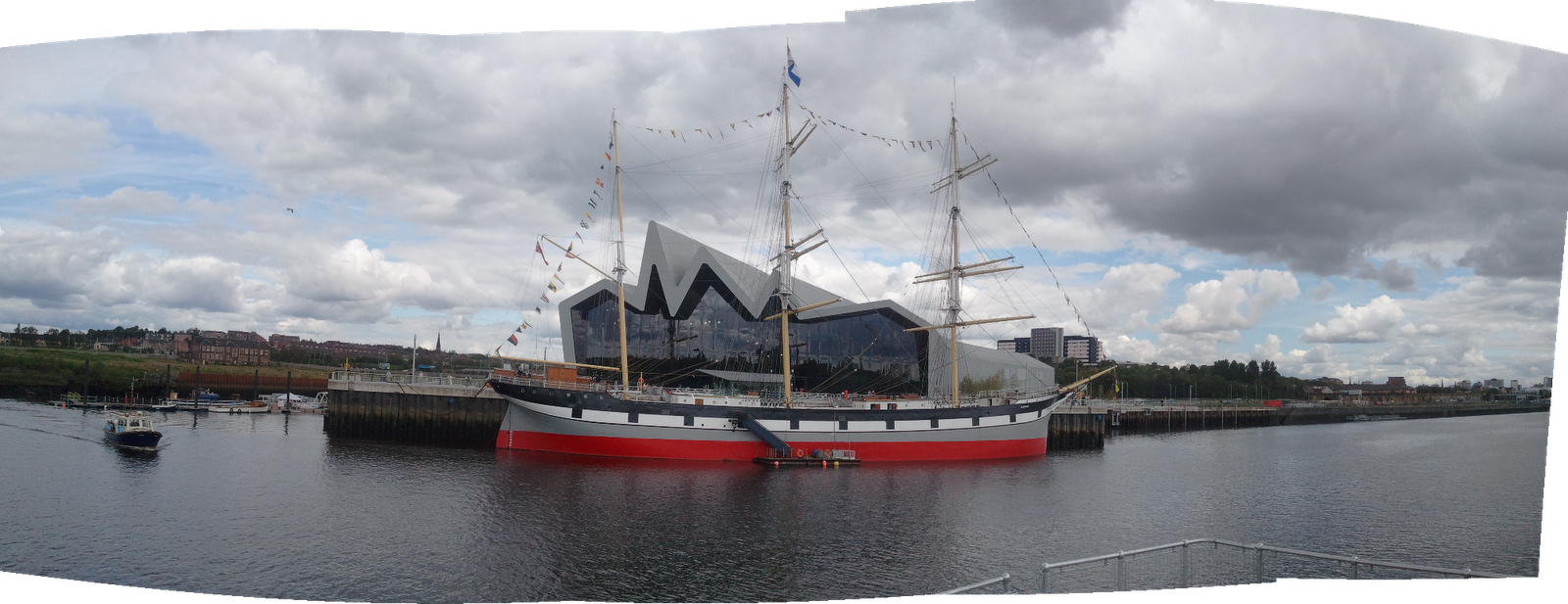 Transport Museum, Riverside Museum, Glasgow