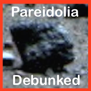 Pareidolia Debunked
