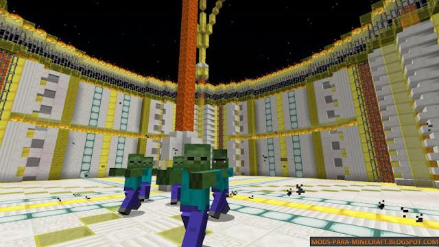 Arena del mapa Spectrum 1.8