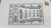 Eduard 1161 1/48 Bell P-39 Airacobra - inbox review