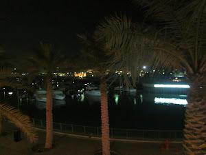 Paseo del Centro Comercial Marina Mall