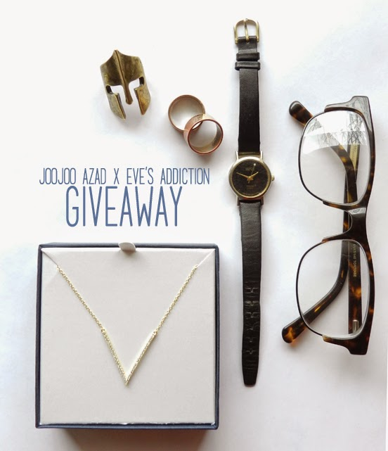 necklace giveaway, minimal jewelry, gold V necklace, minimalist gold jewelry
