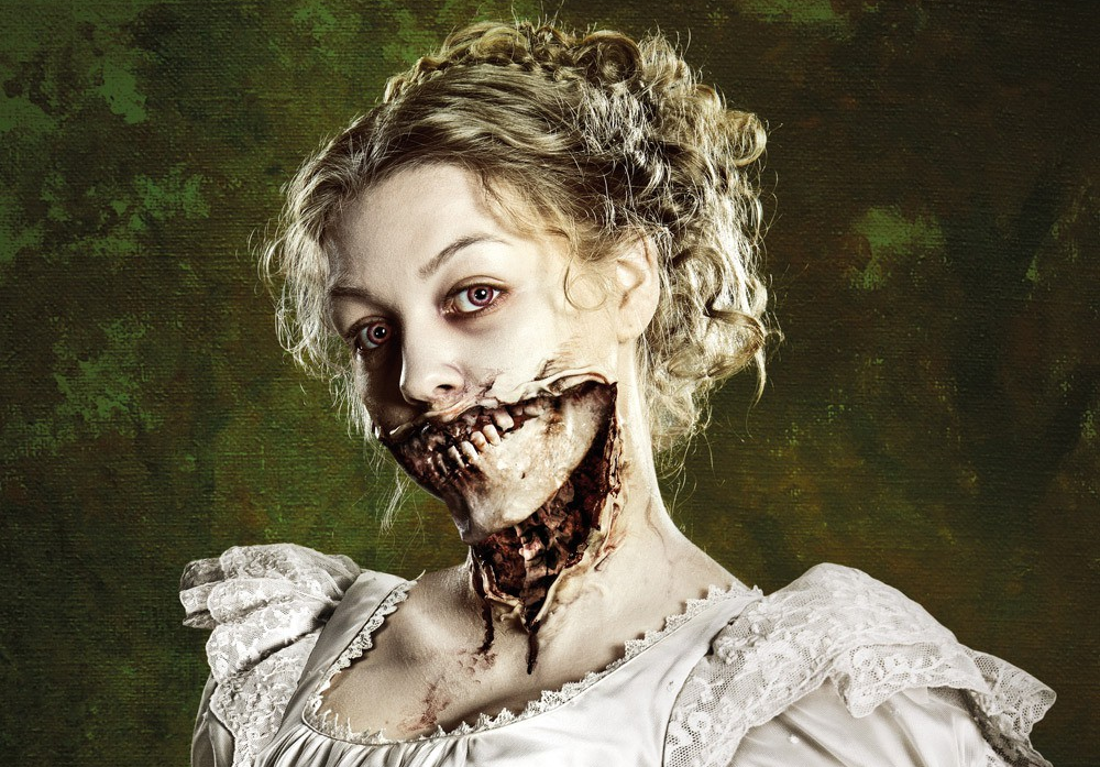 Pride and Prejudice and Zombies: First Look - Zombie of the Week