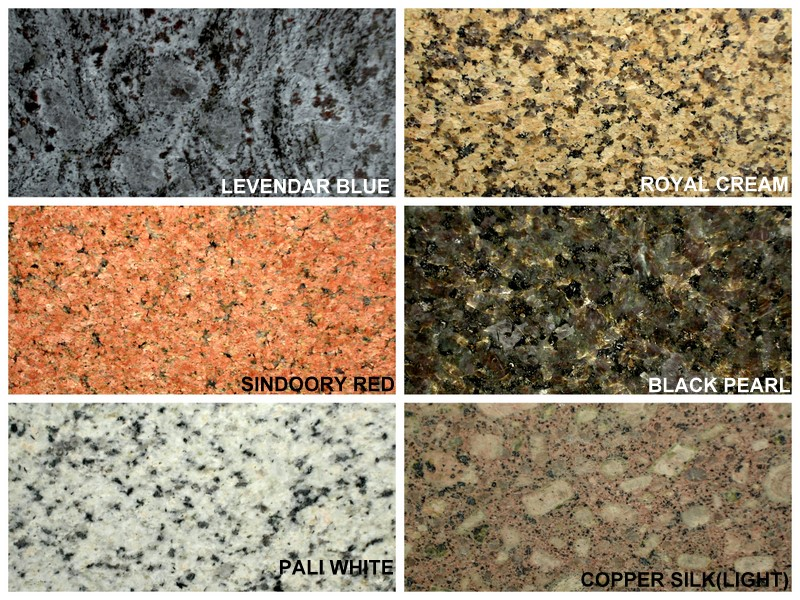 Color Of Granite