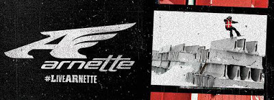 Logotipo Arnette