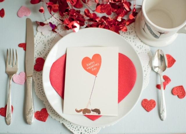Jantar rom ntico para o dia dos namorados em casa reciclar - San valentino decorazioni ...