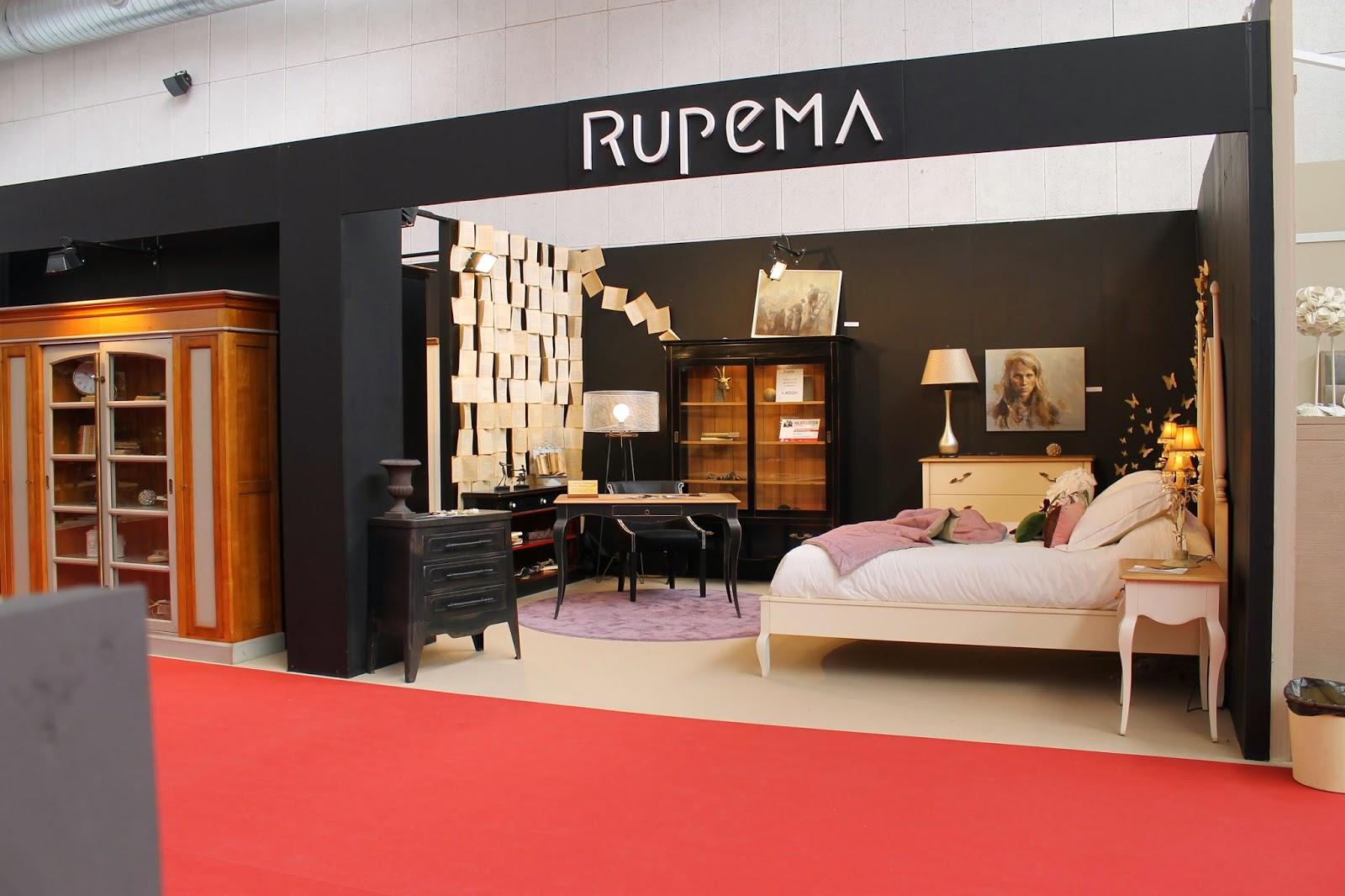 """Descubre las novedades que presentamos en la Feria del Mueble """"Nájera Decor 2015"""""""