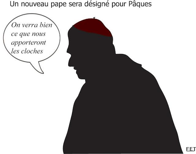 démission-du-pape-benoit-XVI-fej-dessin