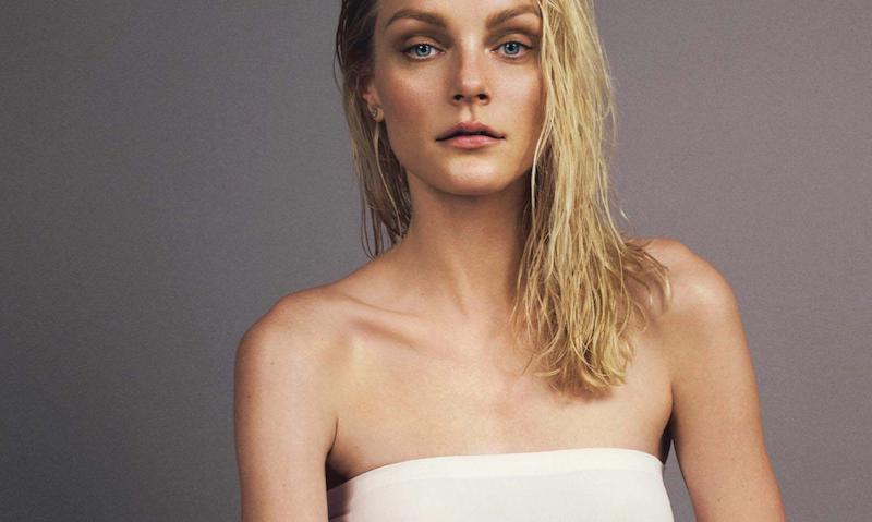 Jessica Stam by David Slijper - S Moda 6th June 2015