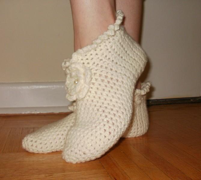 %C3%B6rg%C3%BC+%C3%A7orap+modeli Örgü Bayan Çorap Modeli