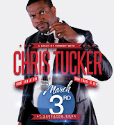 Chris Tucker at the Sheraton was the event last night.