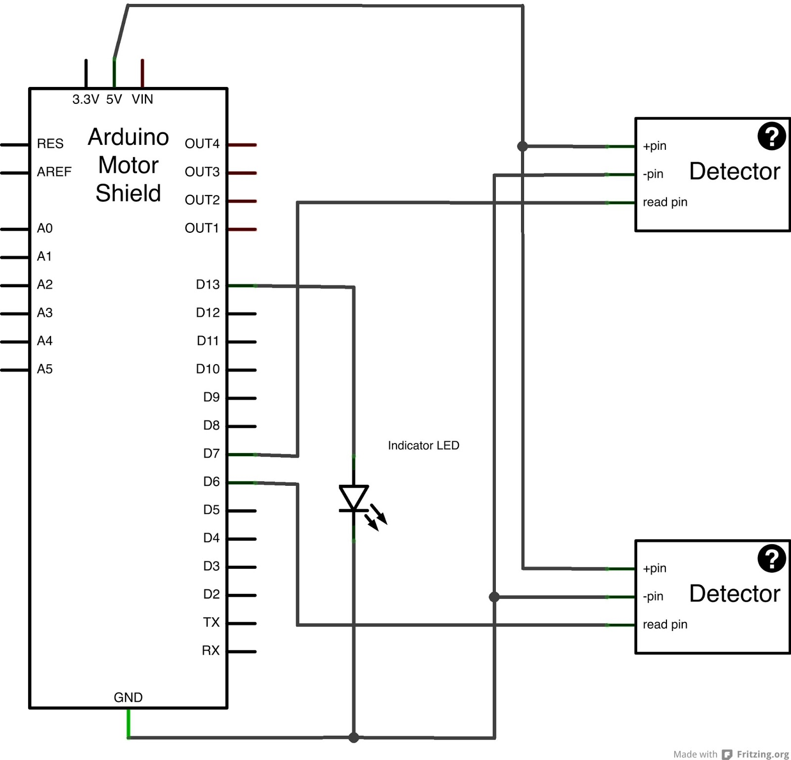 Motor shield schematic impremedia