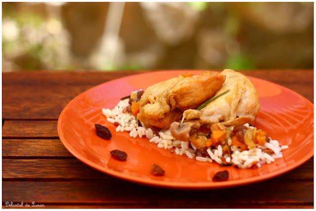 Foto: Receta de pollo a la canela