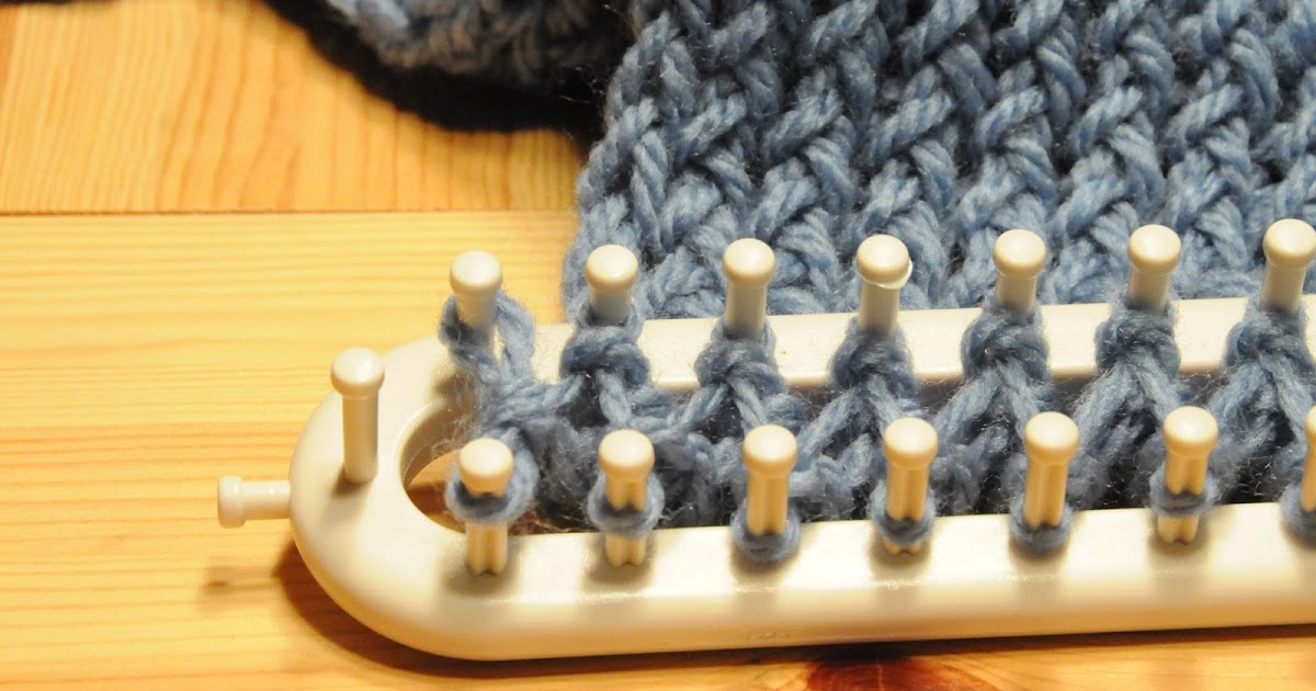 du bout des doigts tricotin g ant arr t des mailles tricotin long. Black Bedroom Furniture Sets. Home Design Ideas