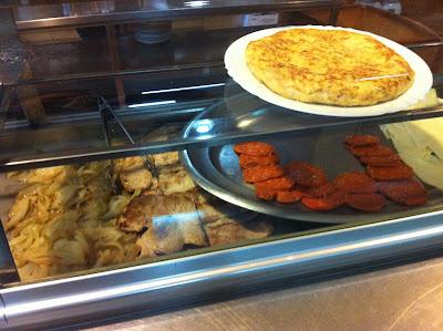 Almuerzos populares: Bandejas bar Lozano Alboraya