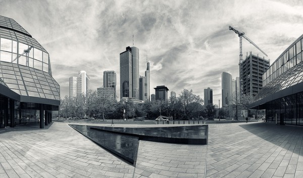 Skyline Panorama by Philipp Klinger