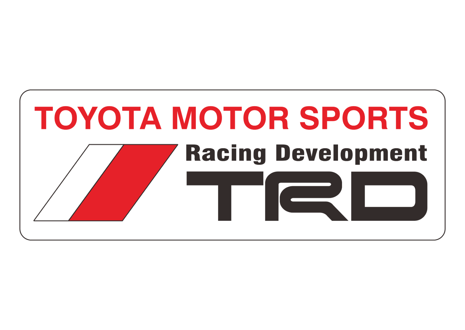 download TRD Logo Vector