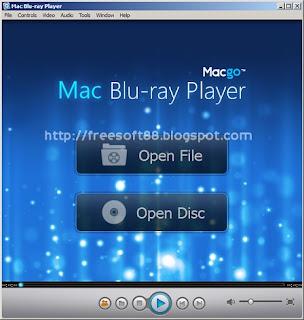 Mac Blu-ray Player 2.3.4.0920