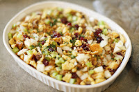 healthier version of traditional stuffing
